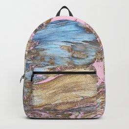Woody Pink Backpack