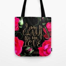 ACOTAR - Claim the one I love Tote Bag