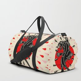 Let It Bleed Duffle Bag