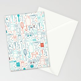 Men hobbies Stationery Cards