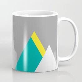 Mountain Trio Coffee Mug
