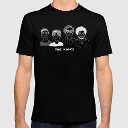 The Kooks (Inverted) T-shirt
