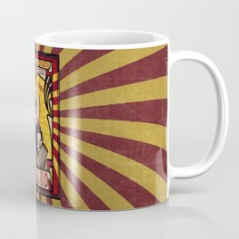 The Extraordinary Eyeball Kid- Sideshow Poster Coffee Mug
