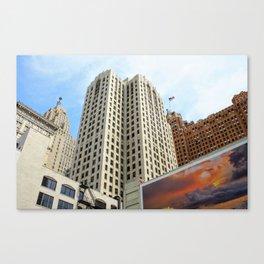 Detroit's Finest Canvas Print