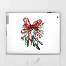 Branch of mistletoe Laptop & iPad Skin