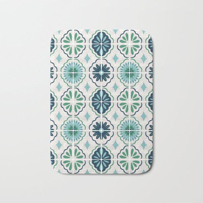 Tile No. 8 Bath Mat