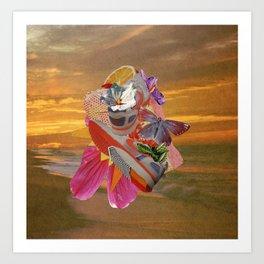 Airs Art Print