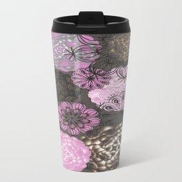 Garlic abstract Travel Mug
