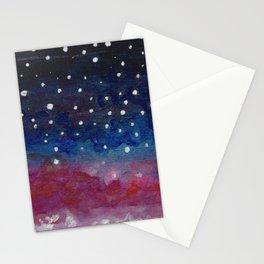 Starlight Fade V Stationery Cards