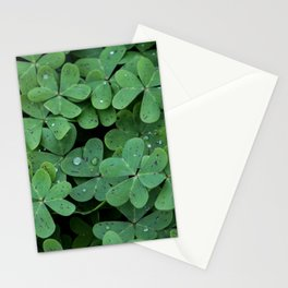 Clover< Stationery Cards