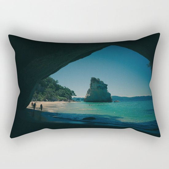 Paradise Island 4 Rectangular Pillow