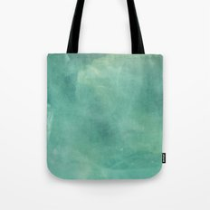 Turquoise Stone Texture Tote Bag