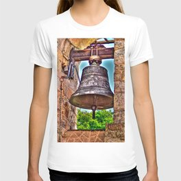 The Bell Tower Antique Stone Arches T-shirt