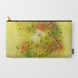 Autumn Nymph Carry-All Pouch