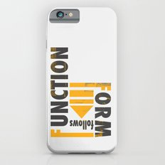 Forming the Quote iPhone 6s Slim Case