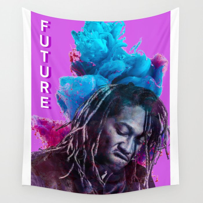 Future Ds2 Wall Tapestry By Clott Society6