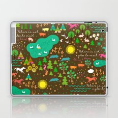 nature is home 1 Laptop & iPad Skin