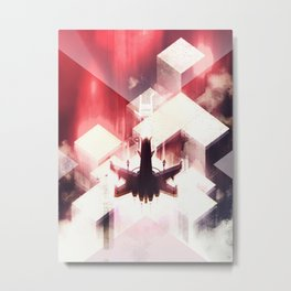 Ultimate X-Wing Fighter Metal Print