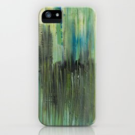 Hide-out in the reeds iPhone Case