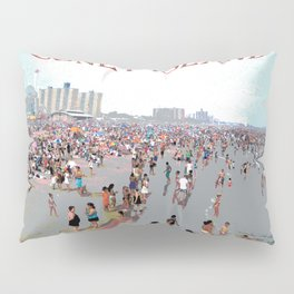 Coney Island Pillow Sham