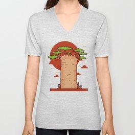 Baobab Unisex V-Neck