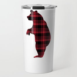 Christmas Mama Bear Travel Mug