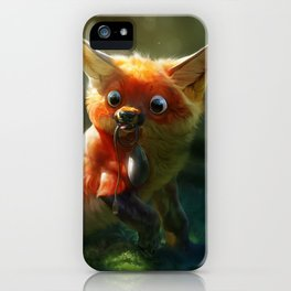 Not quite right iPhone Case