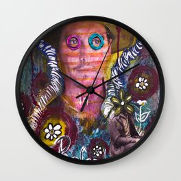 What's Eating Jack Sparrows Grape?//Johnny Depp Wall Clock
