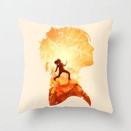 Dream Composer Throw Pillow