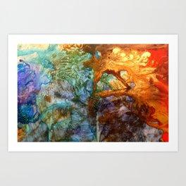 Wynona  Art Print