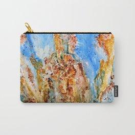 Rhaphsody modern  abstract art Carry-All Pouch