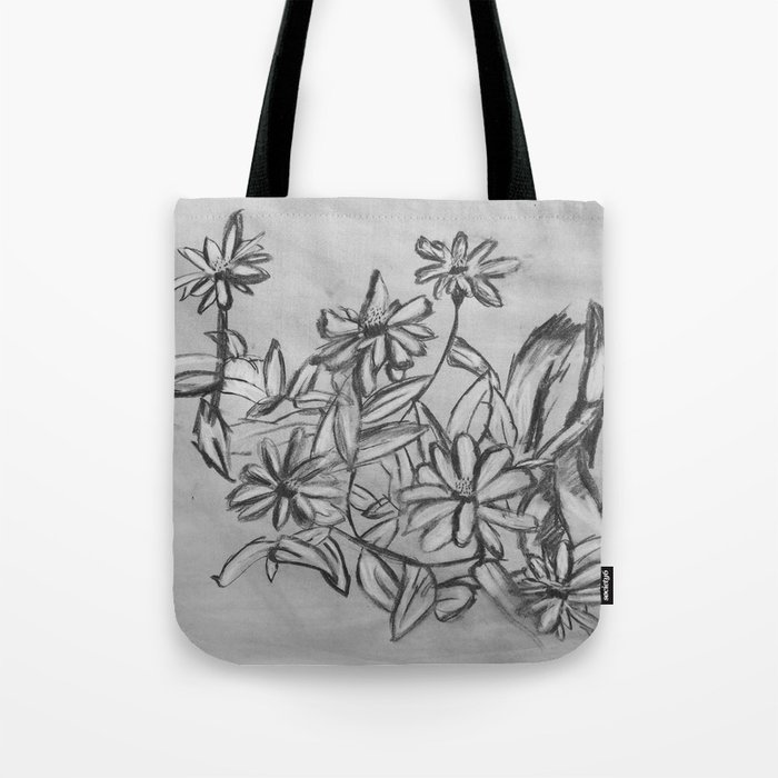 Flower II Tote Bag