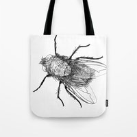 apollonia Tote Bags featuring Apollonia Saintclair - L'irritation I by From Apollonia with Love