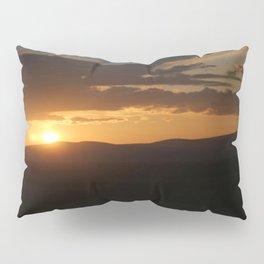 Smith Rock Sunrise Pillow Sham