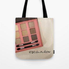 Eyeshadow Tote Bag