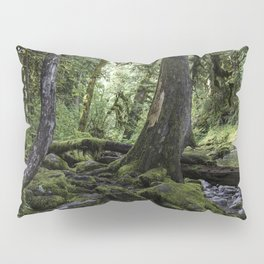 Green of the Forest Pillow Sham