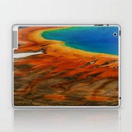 Grand Prismatic Lake Laptop & iPad Skin
