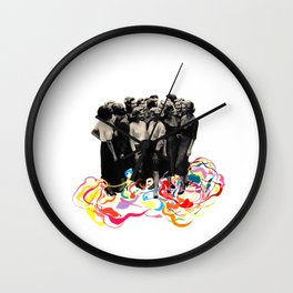 We are all cool though! Wall Clock