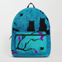 Lovecats - Together forever Backpack