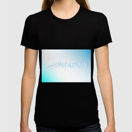 Air Bubbles On Water T-shirt