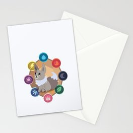 Evolution Possibilities  Stationery Cards