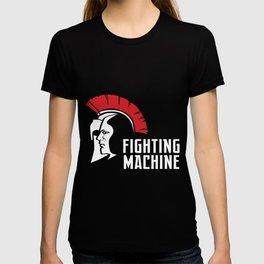 Fighting Machine 3 T-shirt