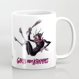 Kr4mpus Coffee Mug