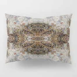 Transcending (Mandala-esque #1) Pillow Sham