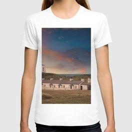 Llanddwyn Island Beacon Anglesey Wales T-shirt