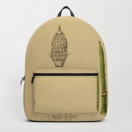 Botanical Horsetail Backpack