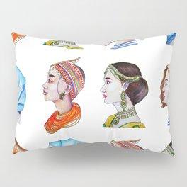 Women for the world Pillow Sham