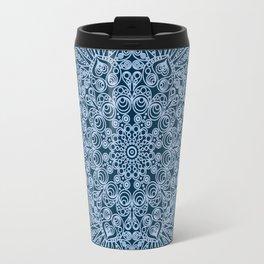 Spring Mandala V Travel Mug