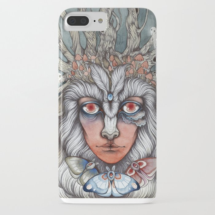 Spirit of the Forest iPhone Case