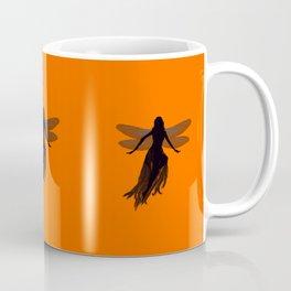 Fairy Silhouette Coffee Mug